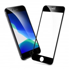 SZKŁO HARTOWANE ESR SCREEN SHIELD 3D IPHONE 7/8/SE 2020 BLACK