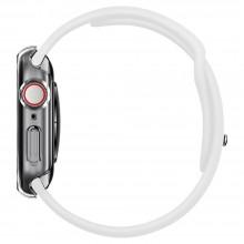 SPIGEN THIN FIT APPLE WATCH 4/5/6/SE (44MM) CRYSTAL CLEAR
