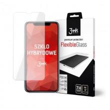 SZKŁO HYBRYDOWE 3MK FLEXIBLE GLASS IPHONE 11