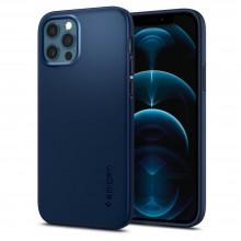 SPIGEN THIN FIT IPHONE 12/12 PRO NAVY BLUE