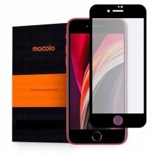 SZKŁO HARTOWANE MOCOLO TG+FULL GLUE IPHONE 7/8/SE 2020 BLACK