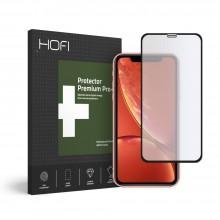 SZKŁO HYBRYDOWE HOFI HYBRID GLASS IPHONE 11 BLACK