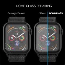SZKŁO HARTOWANE WHITESTONE DOME GLASS APPLE WATCH 4/5/6/SE (44MM) CLEAR