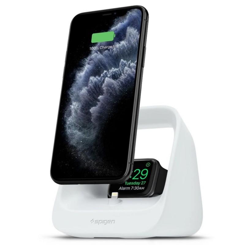 SPIGEN S316 2IN1 IPHONE & IWATCH WHITE