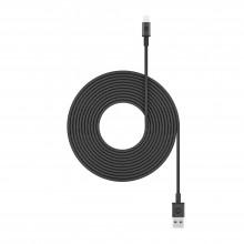 Mophie - kabel lightning-USB A 3m (black)