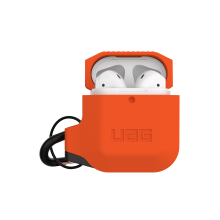 UAG - obudowa silikonowa do Airpods 1/2 (pomarańczowa)