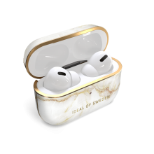 iDeal of Sweden Fashion - etui ochronne do Airpods Pro (Golden Pearl Marble)