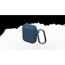 Gear4 Apollo - etui ochronne do AirPods 1/2 (niebieskie)