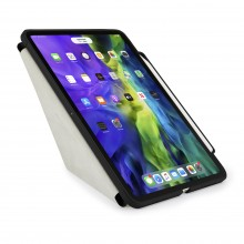 "Pipetto Origami No3 Pencil Case- obudowa ochronna z uchwytem do Apple Pencil do iPad Air 10.9"" 2020 (czarna)"