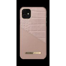 iDeal of Sweden Atelier - etui ochronne do iPhone 11/XR (Rose Smoke Croco)