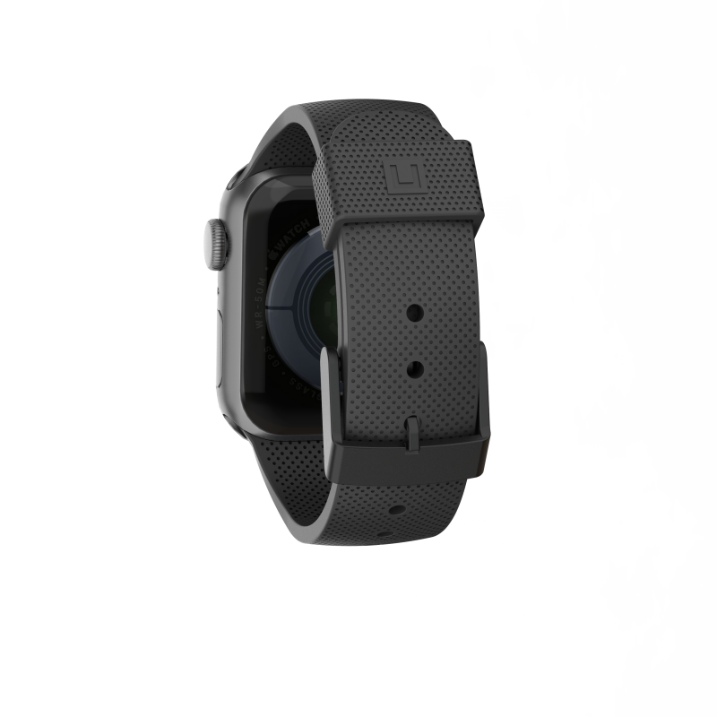 UAG Dot [U] - silikonowy pasek do Apple Watch 42/44 mm (black)