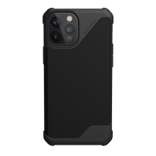 UAG Metropolis LT SATN ARMR - obudowa ochronna do iPhone 12 Pro Max (czarna)