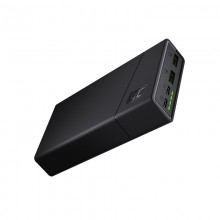 Green Cell PowerPlay20 - Power Bank 20000mAh z szybkim ładowaniem 2x USB Ultra Charge oraz 2x USB-C Power Delivery 18W