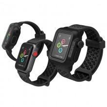 Catalyst Sport Band - Elastyczny pasek do Apple Watch 38/40 mm (Stealth Black)