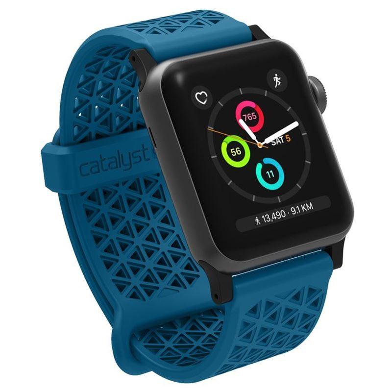 Catalyst Sport Band - Elastyczny pasek do Apple Watch 38/40 mm (Blueridge Sunset)