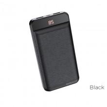 Borofone - power bank 20 000 mAh 74Wh wyświetlacz LCD, czarny
