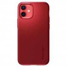 SPIGEN THIN FIT IPHONE 12 MINI RED