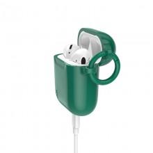 Speck Candyshell - Etui Apple Airpods 1 & 2 gen (Evergreen Green)