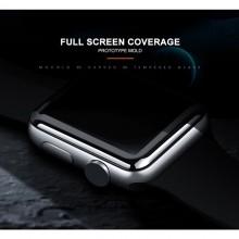 Mocolo 3D Glass Full Glue - Szkło ochronne na ekran Apple Watch 44 mm
