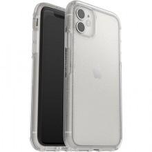 OtterBox Symmetry Clear - obudowa ochronna do iPhone 11 (przeźroczysta z brokatem)