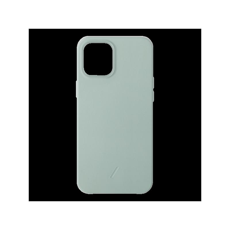Native Union Classic - skórzana obudowa ochronna do iPhone 12 Pro Max (sage)