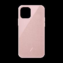 Native Union Canvas - obudowa ochronna do iPhone 12/12 Pro (rose)