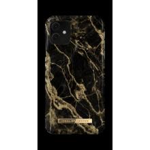 iDeal of Sweden Fashion - etui ochronne do iPhone 11/XR (Golden Smoke Marble)