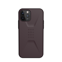 UAG Civilian - obudowa ochronna do iPhone 12/12 Pro (Eggplant)