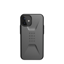 UAG Civilian - obudowa ochronna do iPhone 12 mini (Silver)