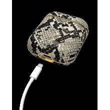 iDeal of Sweden Atelier - etui ochronne do Airpods 1/2 (Desert Python)