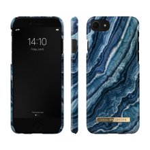 iDeal of Sweden Fashion - etui ochronne do iPhone 8/7/6/6s/SE (Indigo Swirl)