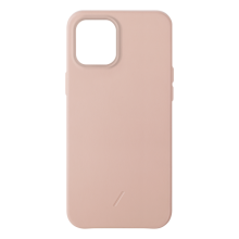 Native Union Classic - skórzana obudowa ochronna do iPhone 12 Pro Max (nude)