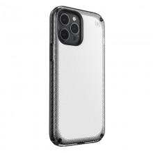 Speck Presidio2 Armor Cloud - Etui iPhone 12 Pro Max z powłoką MICROBAN (Clear/Black)