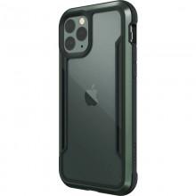 X-Doria Defense Shield - Etui aluminiowe iPhone 11 Pro (Drop test 3m) (Midnight Green)