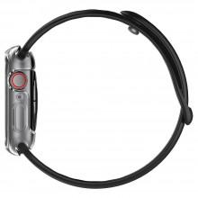 SPIGEN ULTRA HYBRID APPLE WATCH 4/5/6/SE (44MM) CRYSTAL CLEAR