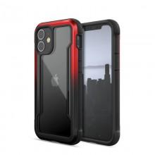 X-Doria Raptic Shield - Etui aluminiowe iPhone 12 Mini (Drop test 3m) (Gradient)