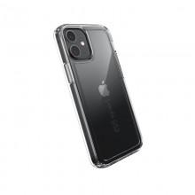 Speck Gemshell + Glass Bundle – Zestaw etui z ochroną MICROBAN + szkło ochronne na ekran iPhone 12 Mini