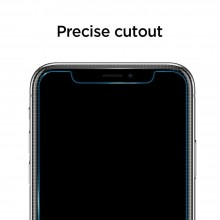 SZKŁO HARTOWANE SPIGEN ALM GLAS.TR SLIM 2-PACK IPHONE 11 PRO