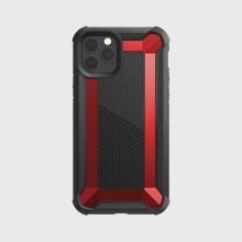 X-Doria Defense Tactical - Pancerne etui iPhone 11 Pro (Drop Test 3m) (Red)