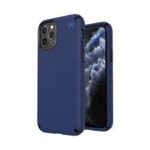 Speck Presidio2 Pro - Etui iPhone 11 Pro z powłoką MICROBAN (Coastal Blue/Black/Storm Grey)