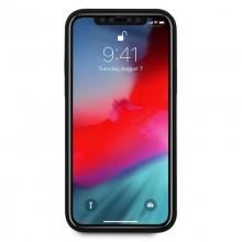 Guess Saffiano V - Etui iPhone 12 Pro Max (czerwony)