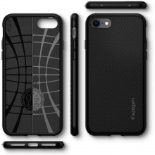 SPIGEN LIQUID AIR IPHONE 7/8/SE 2020 BLACK