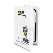 PURO Impact Pro Hard Shield - Etui iPhone 11 (czarna ramka)