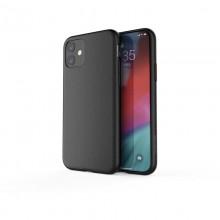 X-Doria Dash Air - Etui iPhone 11 (Black Leather)
