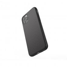 X-Doria Dash Air - Etui iPhone 11 Pro Max (Black Carbon Fiber)
