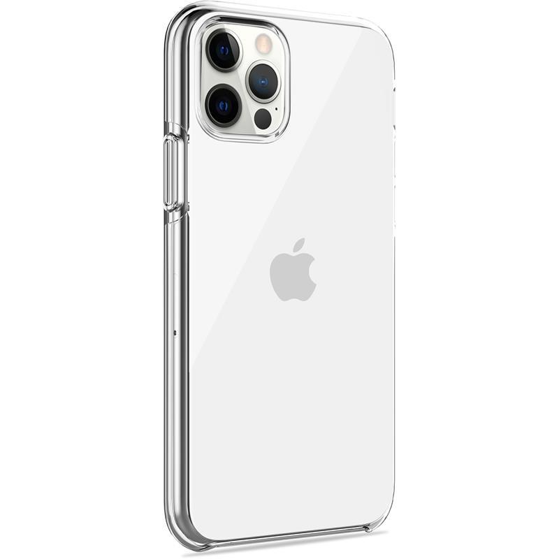PURO Impact Clear - Etui iPhone 12 Pro Max (przezroczysty)