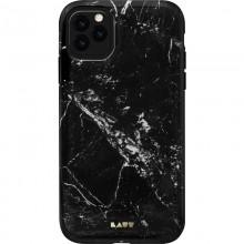 Laut Huex Elements - Etui iPhone 11 Pro Max (Marble Black)