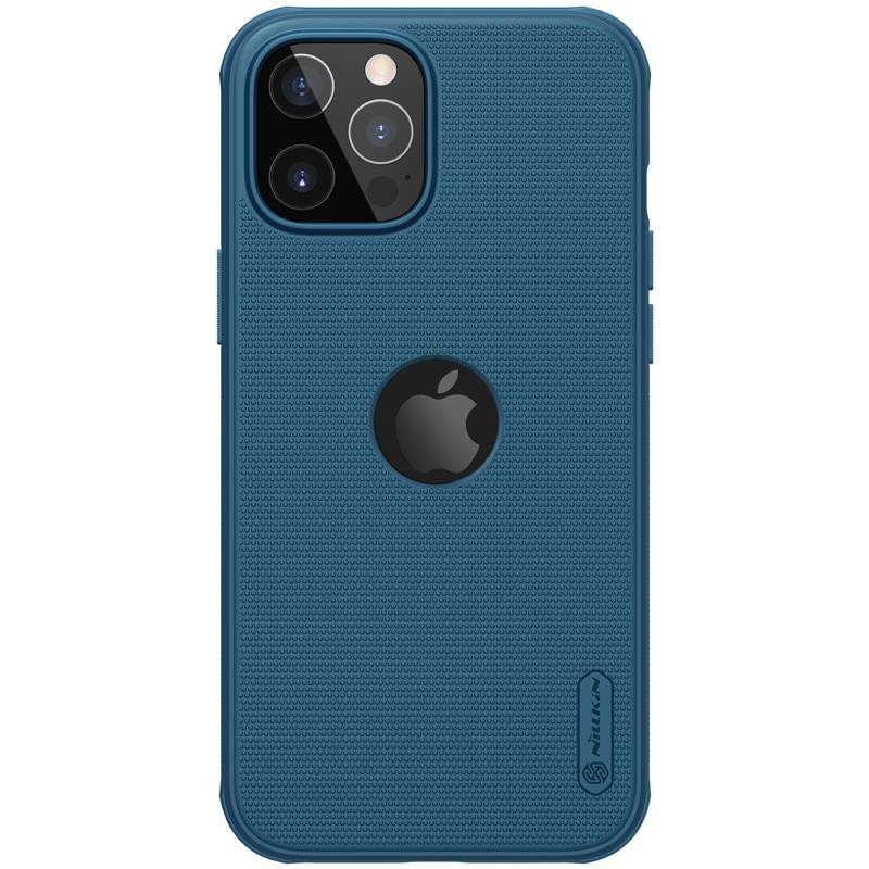 Nillkin Super Frosted Shield Magnetic - Etui Apple iPhone 12 Pro Max (Blue)