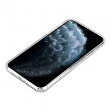 Crong Crystal Shield Cover - Etui iPhone 11 Pro Max (przezroczysty)