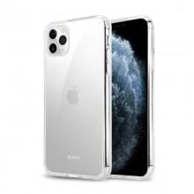 Crong Crystal Shield Cover - Etui iPhone 11 Pro (przezroczysty)